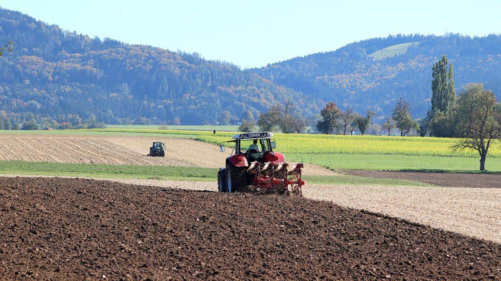 uprawa ziemi